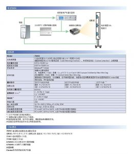 MODEL 7600A