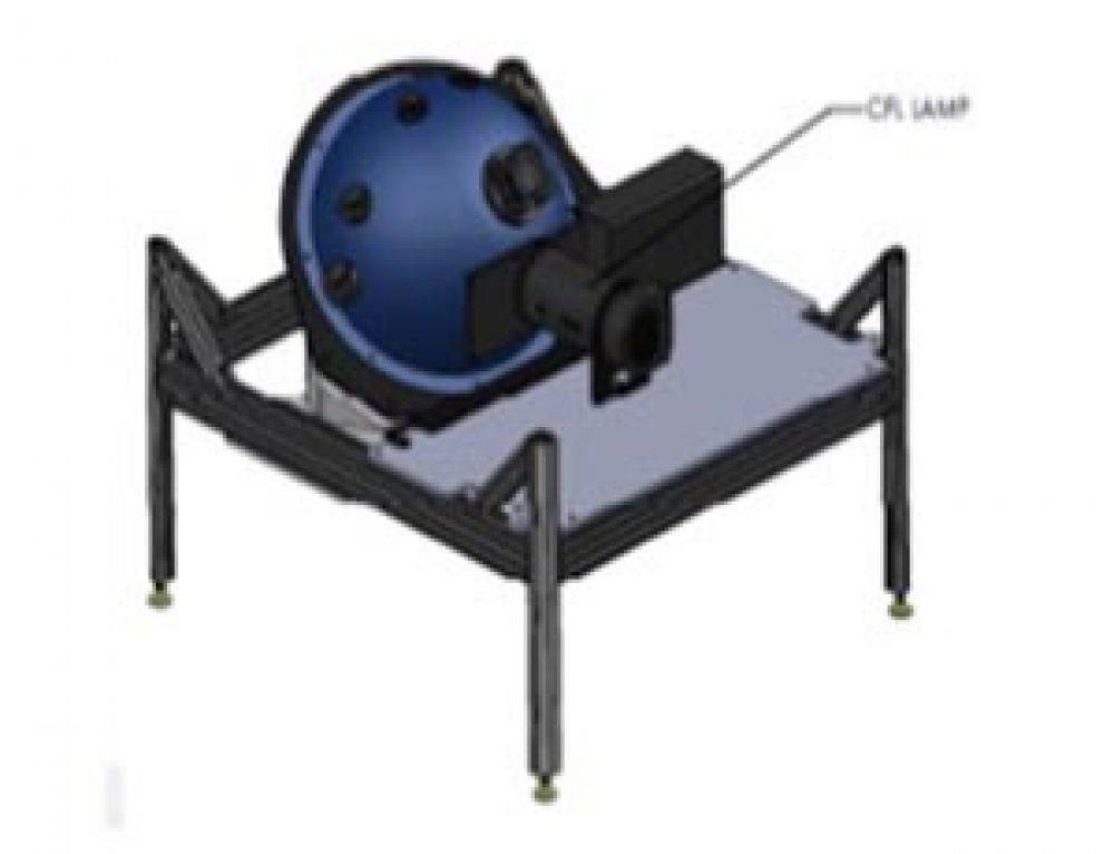 ACR环境光对比度测试仪